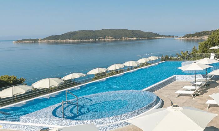 2 יוני-אוגוסט במונטנגרו, כולל שבועות - מלון מומלץ עם קזינו