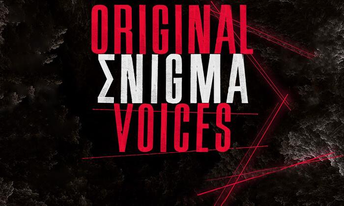 2 הקולות המקוריים של אניגמה - כרטיס למופע בהיכל התרבות תל אביב