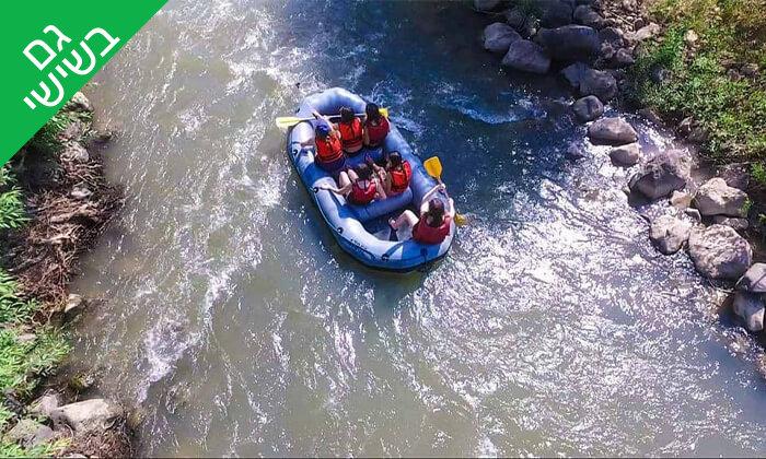 6 שייט קיאקים לכל המשפחה בנהר הירדן
