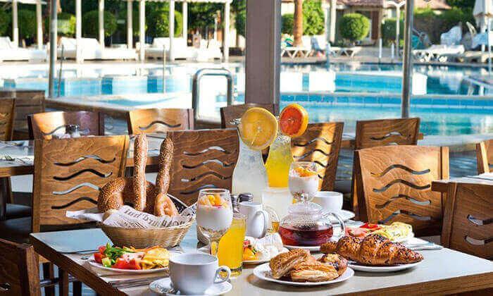 5 מלון אסטרל ויליג' אילת, כולל טיסות