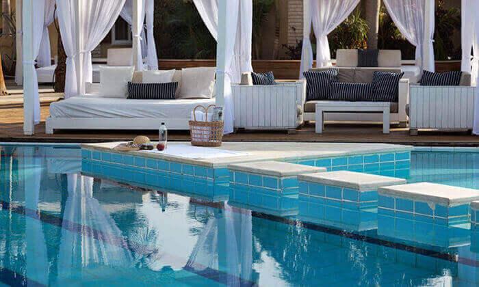 9 מלון אסטרל ויליג' אילת, כולל טיסות