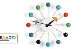 שעון קיר Ball Clock