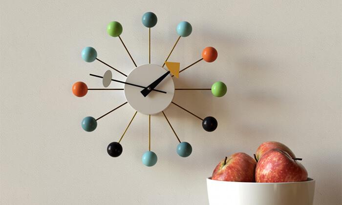 3 שעון קיר Ball Clock