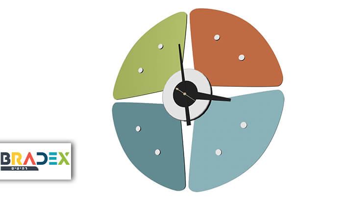 2 שעון קיר Petal