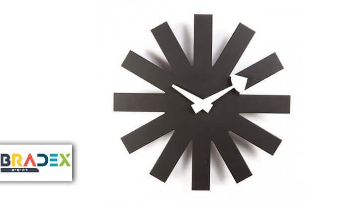 2 שעון קיר חצים Asterisk