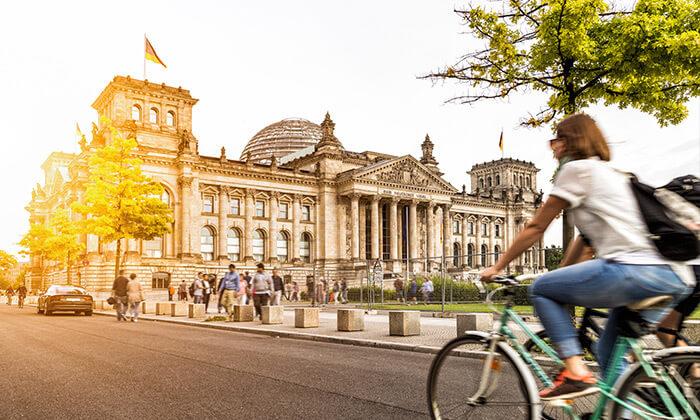 2 ברלין עם האופניים - השכרה ל-24 שעות