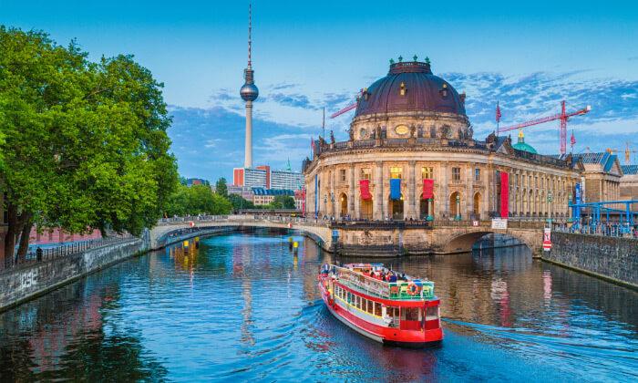 6 ברלין עם האופניים - השכרה ל-24 שעות