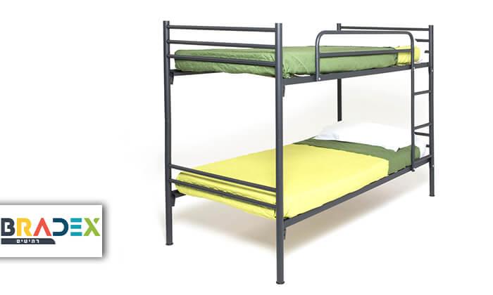 2 מיטת קומותיים ממתכת Volare