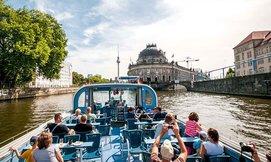 שייט על נהר השפרהבברלין