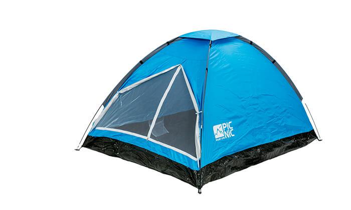 2 אוהל משפחתי PICNIC
