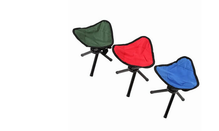 5 כיסא דייגים מתקפל
