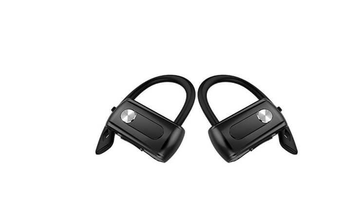 2 אוזניות בלוטוס אלחוטיות