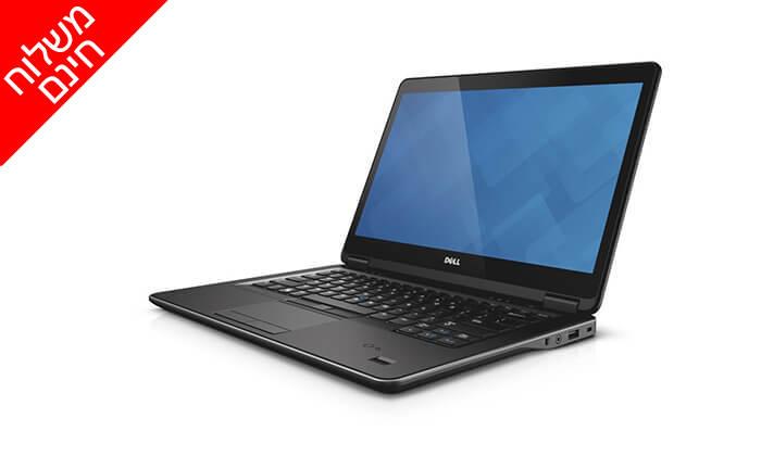 """6 מחשב נייד דל Dell עם מסך """"14 - משלוח חינם!"""