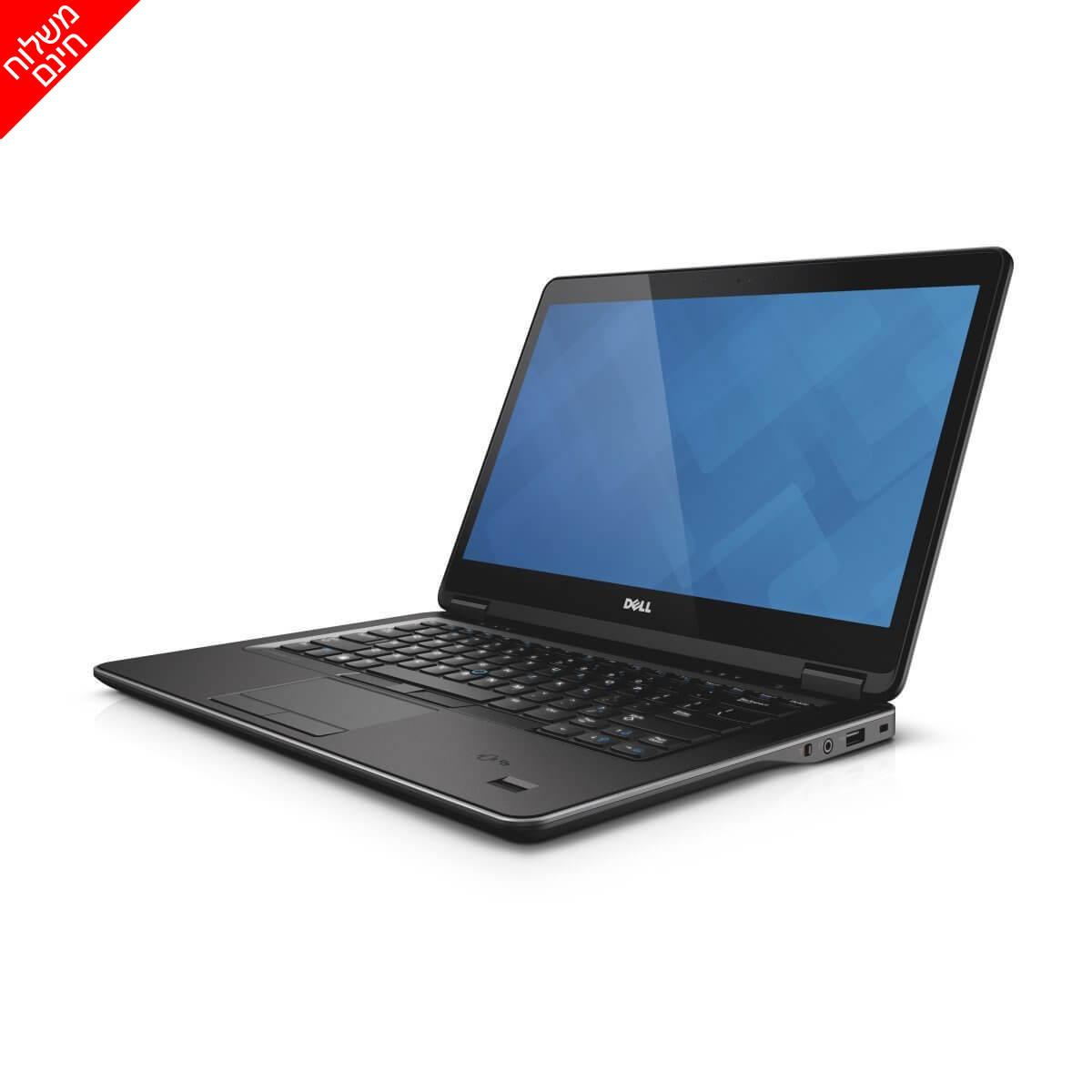 """7 מחשב נייד דל Dell עם מסך """"14 - משלוח חינם!"""
