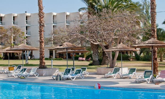 2 יום כיף במלון לאונרדו אין ים המלח