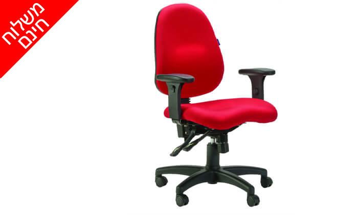 """5 ד""""ר גב: כיסא תלמיד MY SCHOOL - משלוח חינם!"""