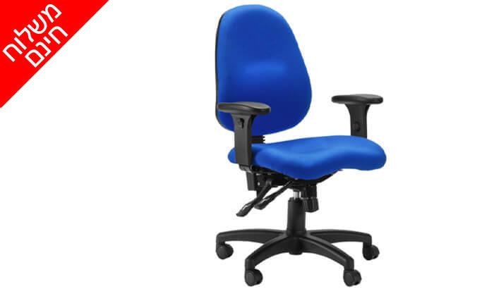 """4 ד""""ר גב: כיסא תלמיד MY SCHOOL - משלוח חינם!"""