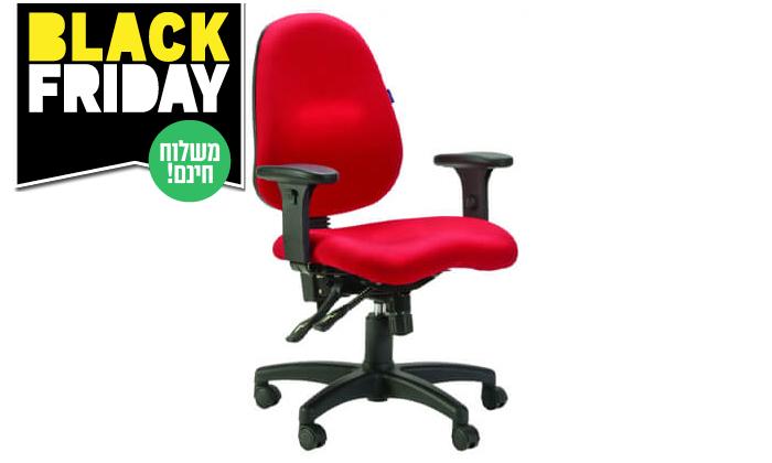 """3 ד""""ר גב: כיסא תלמיד MY SCHOOL - משלוח חינם!"""