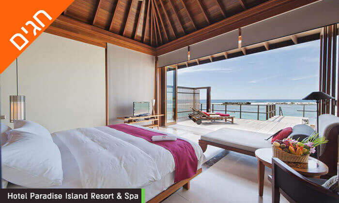 6 חופשה באיים המלדיביים - שמש, מוחיטו והחופים היפים בעולם, כולל סוכות