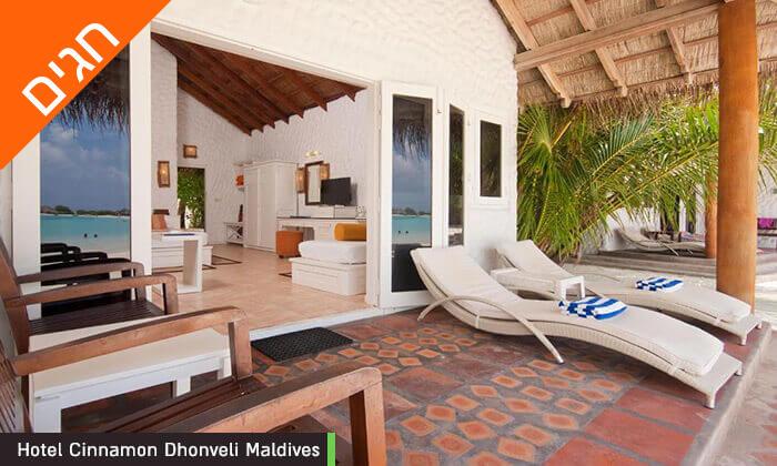10 חופשה באיים המלדיביים - שמש, מוחיטו והחופים היפים בעולם, כולל סוכות