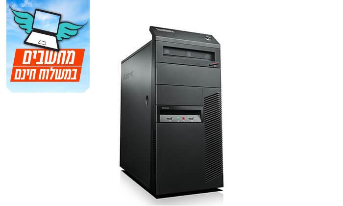 3 מחשב נייח לנובו LENOVO - משלוח חינם