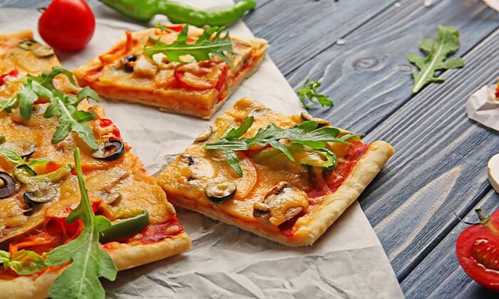 3 פיצה האט בפריסה ארצית - פיצה אישית כשרה לפסח!