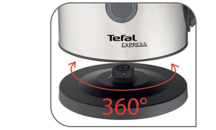 4 קומקום חשמלי 1.7 ליטר Tefal