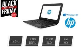 לפטופ HP עם מסך