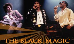 כרטיס למופע The Black Magic