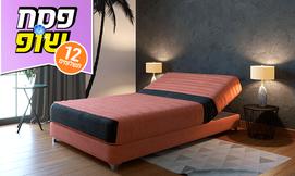מיטת נוער חשמלית אורתופדית
