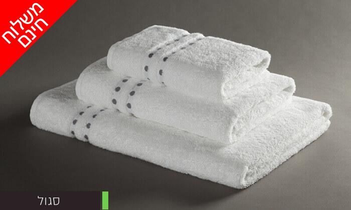 8 מגבת רחצה 100% כותנה - משלוח חינם