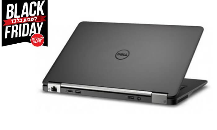 """3 מחשב נייד דל DELL עם מסך """"12.5 - משלוח חינם!"""