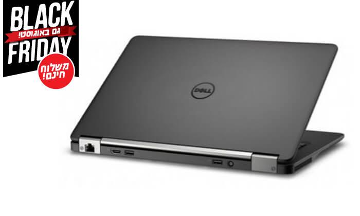"""3 מחשב נייד דל DELL עם מסך """"12.5 - משלוח חינם"""