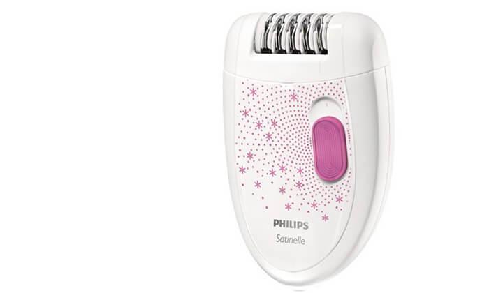 2 מסיר שיער לנשים Philips