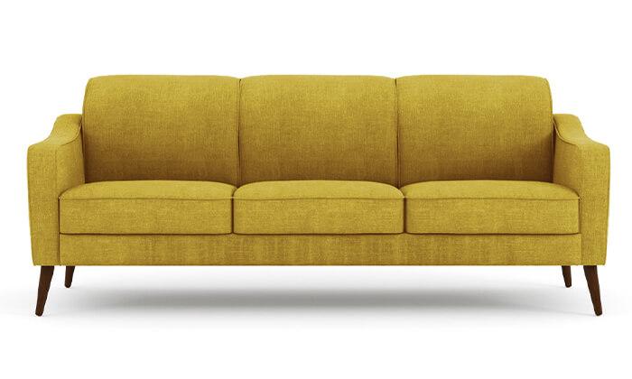 4 שמרת הזורע: ספה תלת-מושבית