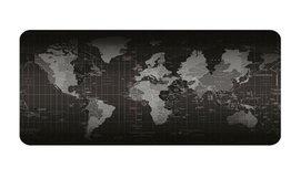 משטח שולחן מפת עולם