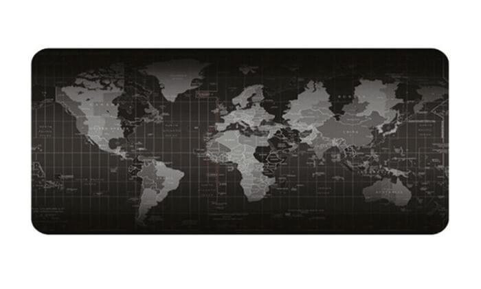 5 משטח שולחן מפת עולם