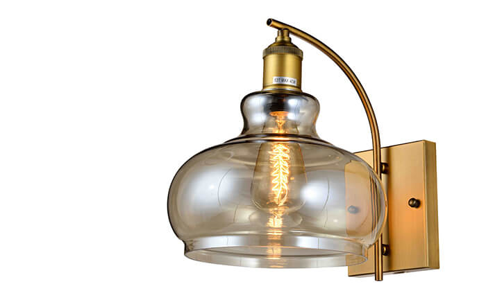 3 ביתילי: מנורת קיר דגם שון
