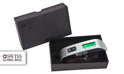 משקל דיגיטלי למזוודה SWISS