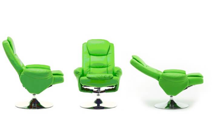 3 כסא מתכוונן עם הדום Hometown