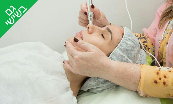 6 טיפולי פנים במכון היופי 'קוסמטיקה ליליה' בחולון