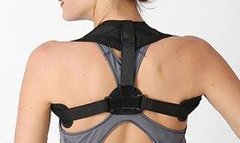 חגורת תמיכה לכתפיים ולצוואר