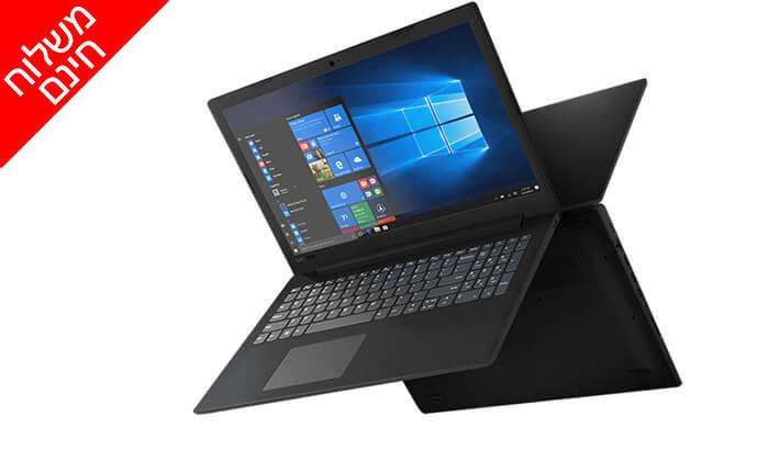 """3 מחשב נייד LENOVO עם מסך """" 15.6"""