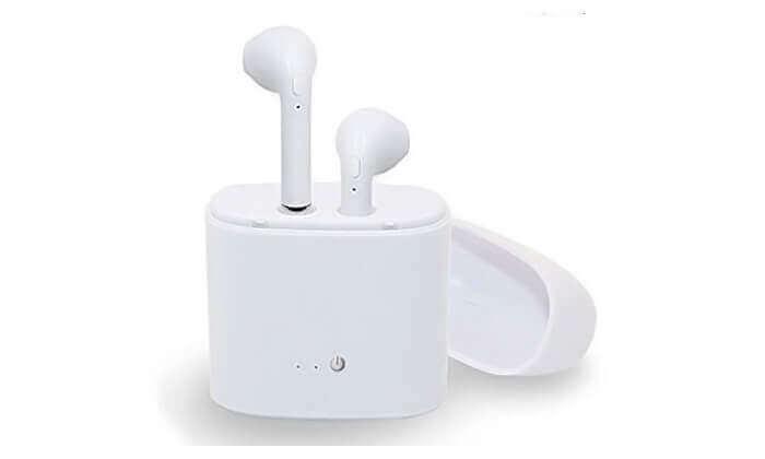 8 אוזניות Bluetooth אלחוטיות