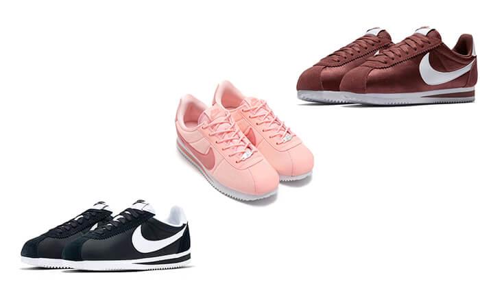 2 סניקרס לנשים Nike Cortez