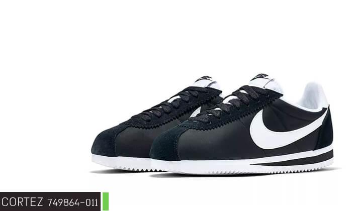 3 סניקרס לנשים Nike Cortez