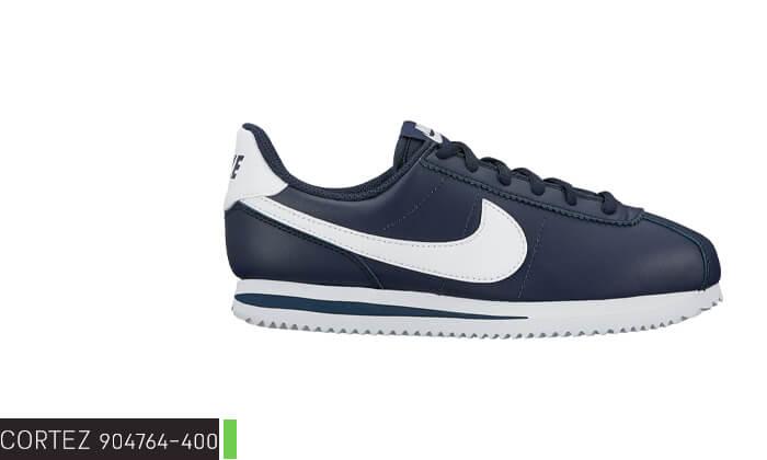 5 סניקרס לנשים Nike Cortez