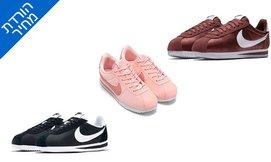 נעלי סניקרס לנשים Nike Cortez