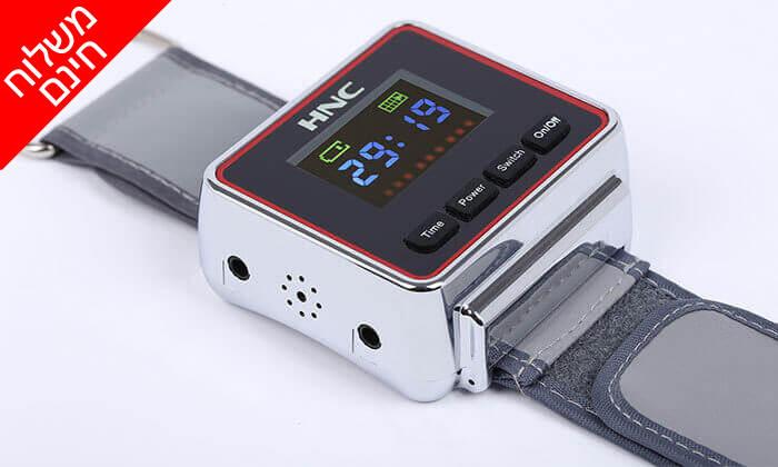 2 שעון לייזר לטיפול בבעיות רפואיות - משלוח חינם!