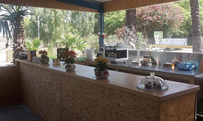 6 ארוחת צהריים אורגנית במשק מלמד, כפר הנגיד